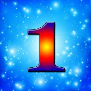 Число 1