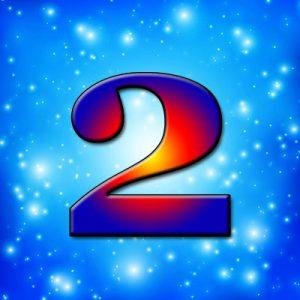 Число 2