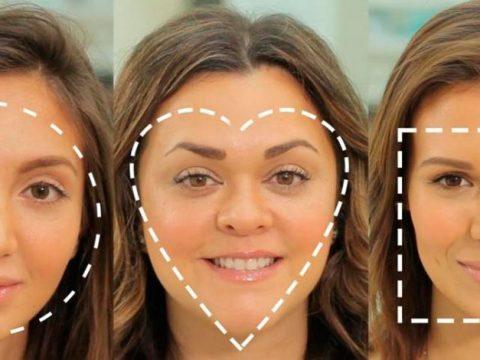 что может сказать о вас форма лица