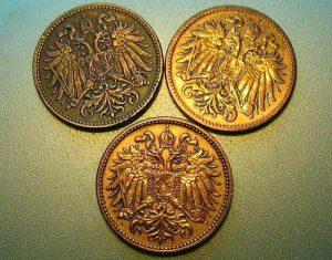 Гадание на трех монетах