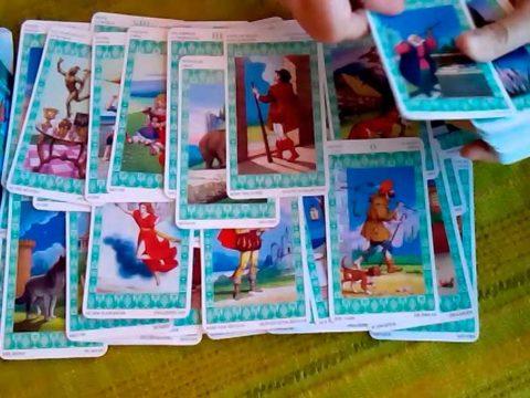 Колода карт Таро - Таро Ленорман