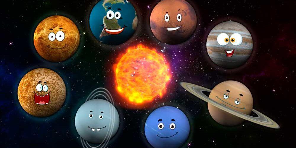 Имена по планетам