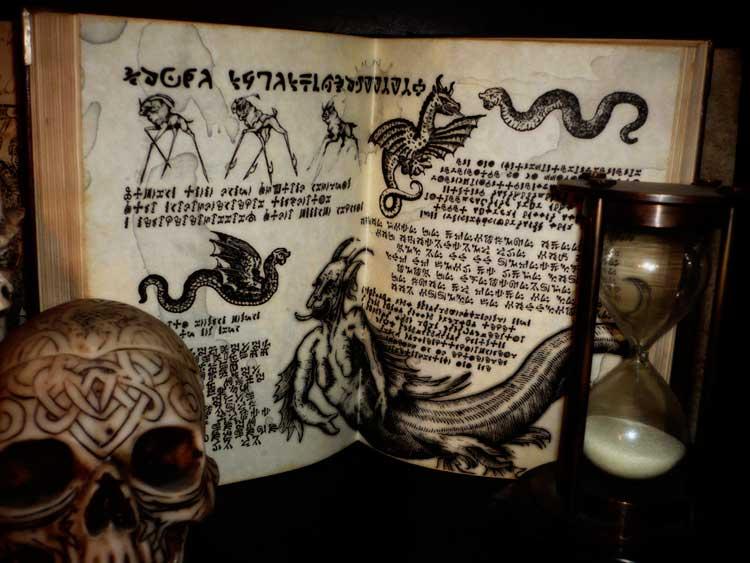 Мрачные законы «Книги Червей»