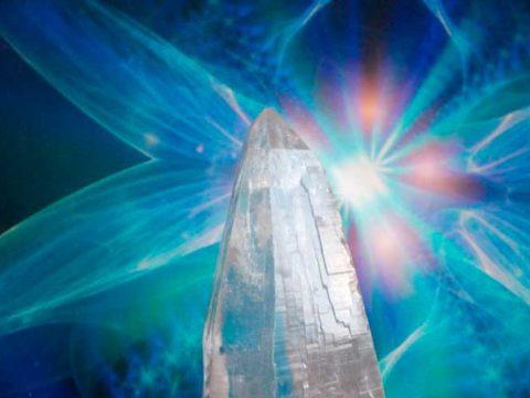 Лемурийские кристаллы - видеомедитация