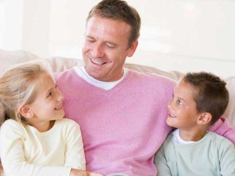 Папа может все, что угодно: о роли отца в воспитании