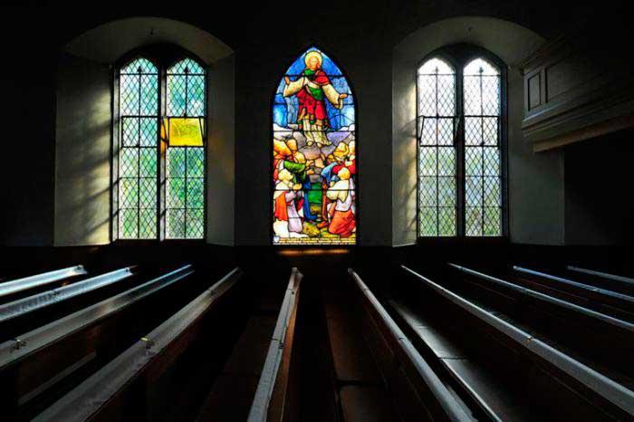 Найдите успокоение в вере или пересмотрите свои религиозные взгляды