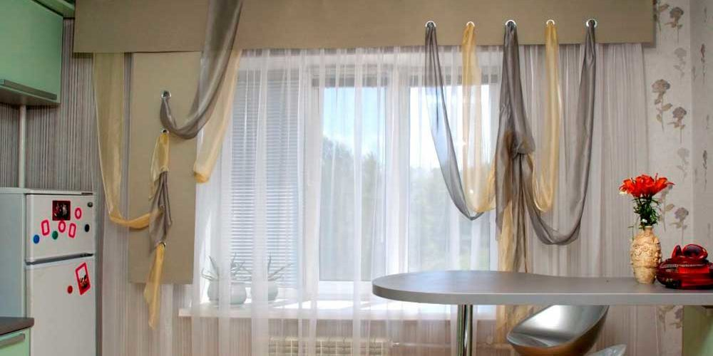 Занавески на окнах - оберег для дома