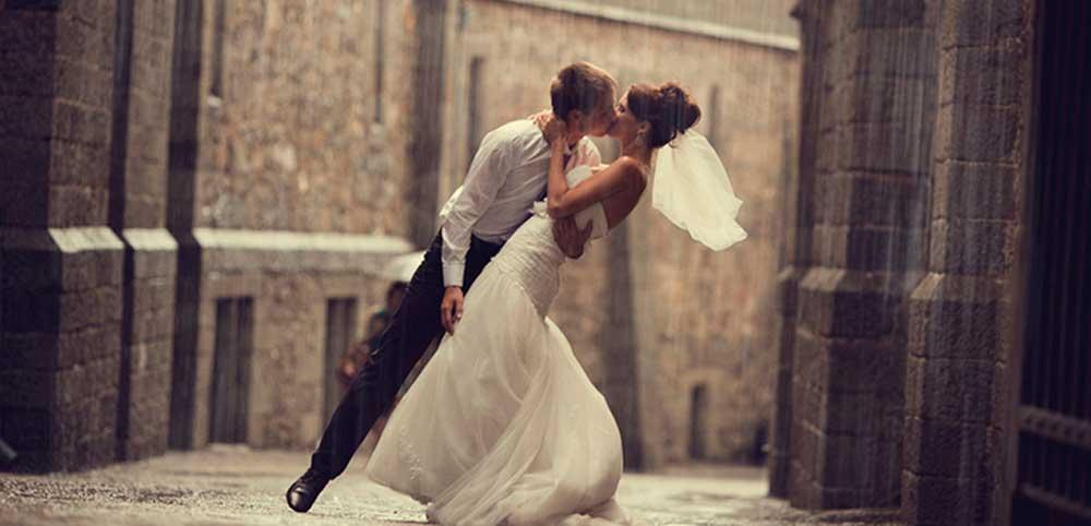 Другие приметы в день свадьбы