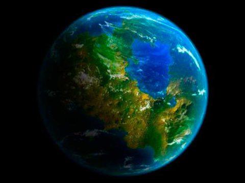 Какая планета похожа на Землю