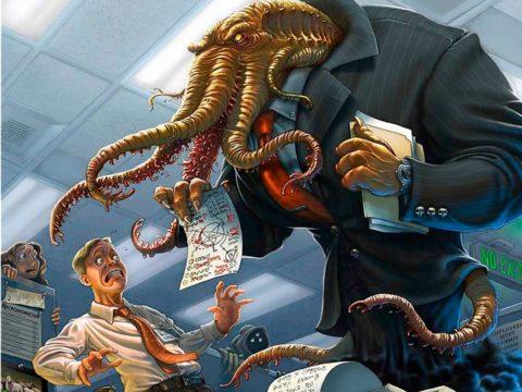 Финансовое убийство офисного планктона