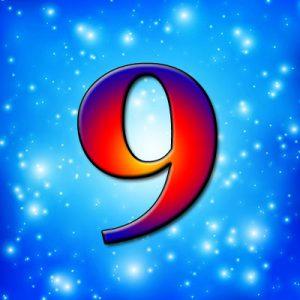Число 9