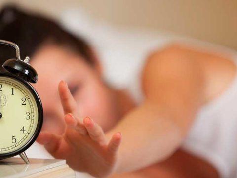Ставьте будильник, чтобы заснуть