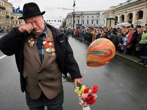 Он последний живой ветеран из боевой группы, принимавшей участие во Второй мировой войне