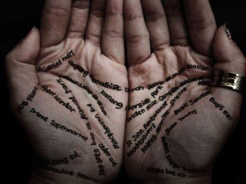 Как прочитать по ладони о верности