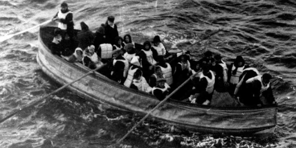 """12 выживших на """"Титанике"""""""