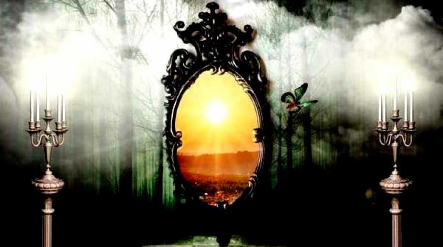Ясновидение и зеркала