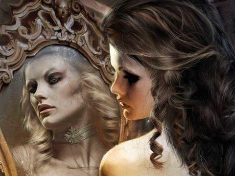 Тест на зеркальное видение