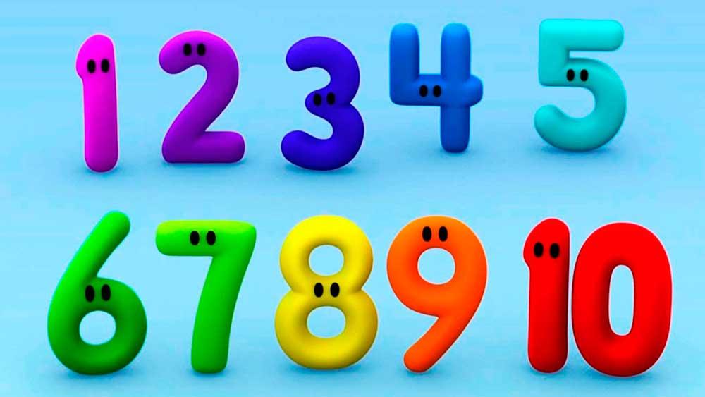 Значения цифр